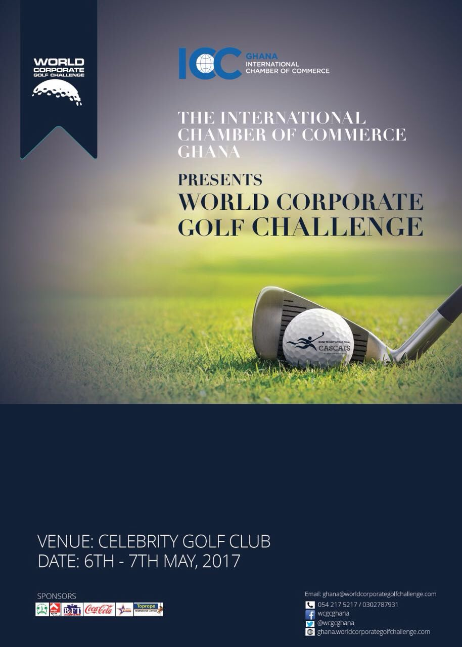 Ghana – An International Corporate Golf Tournament