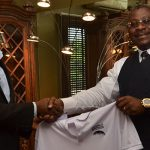 PRESS RELEASE.                                                            PwC TO SPONSOR 2019 WORLD CORPORATE GOLF GHANA FINAL